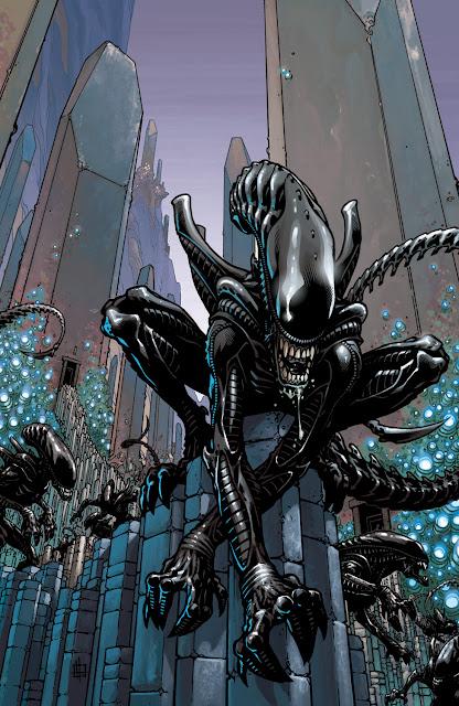 dark horse aliens