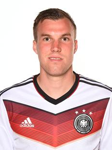 Kevin Großkreutz Defender  2. Matthias Ginter Defender  3. Benedikt Höwedes  Defender  4. Mats Hummels Defender  5. Sami Khedira 909ab0e8e8ed1