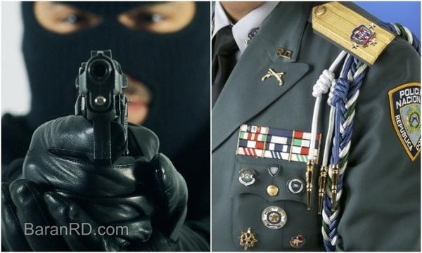 Atracan general retirado; le quitan RD$100 mil y su pistola