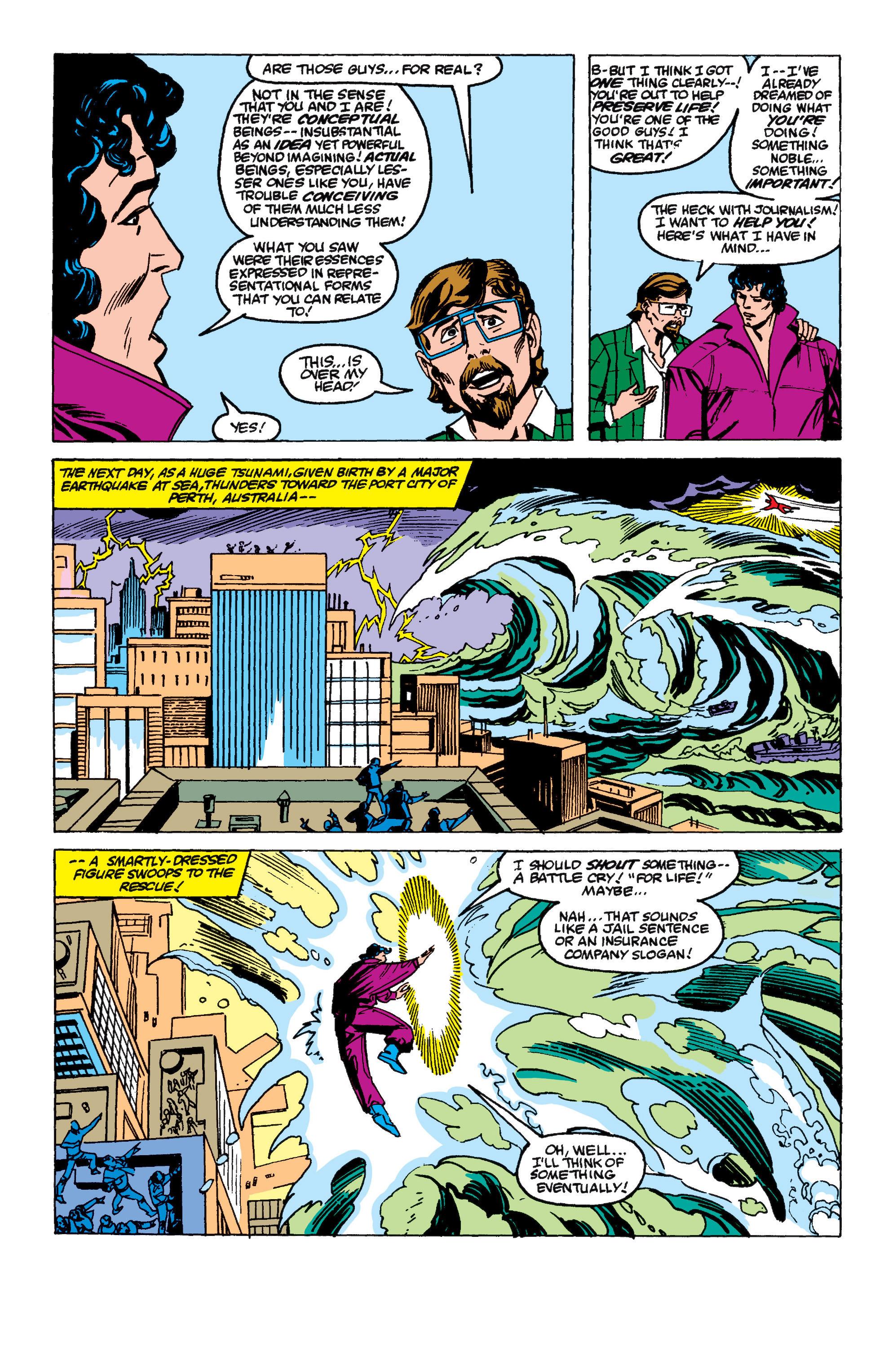 Read online Secret Wars II comic -  Issue #6 - 9