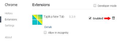 Taplika Extension