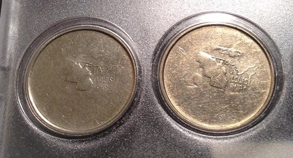 Adventures in Coin Roll Hunting: May 2018