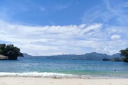 Pantai Coro (Pantai Eksotis Yang Cocok Untuk Mengisi Liburan)