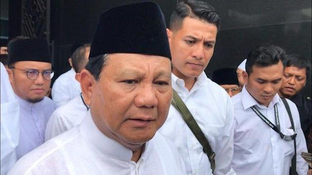 Gerindra: Ma'ruf Amin Serang Personal Prabowo soal 'Penculikan'