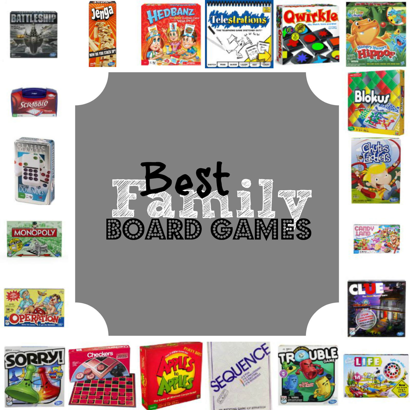 20 Best Board Games for Families 2020 - Board Games for ...