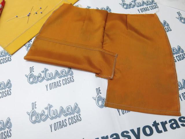 forro especial para falda
