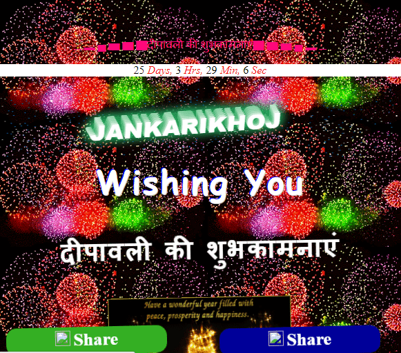 Happy diwali - India festival whatsapp and facebook diwali script
