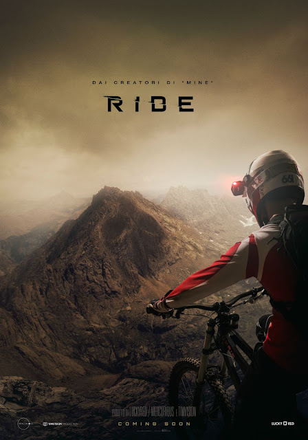 Ride Poster Jacopo Rondinelli