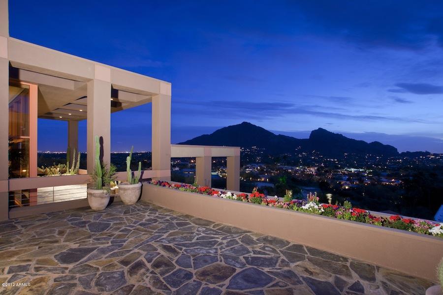 Amazing Desert House In Paradise Valley Arizona