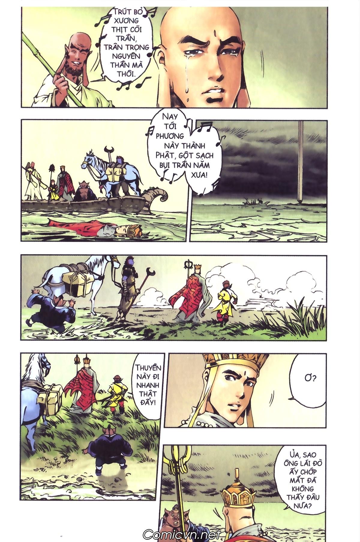 Tây Du Ký màu - Chapter 133 - Pic 21