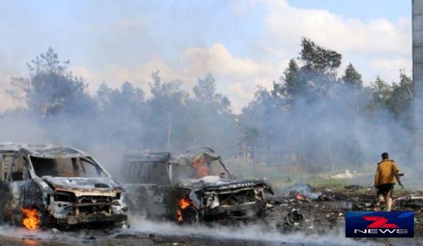 சிரியாவில் நிகழ்த்தப்பட்ட வெடிகுண்டு தாக்குதலில் அப்பாவி பொதுமக்கள் 100க்கும் மேற்பட்டோர் பலி