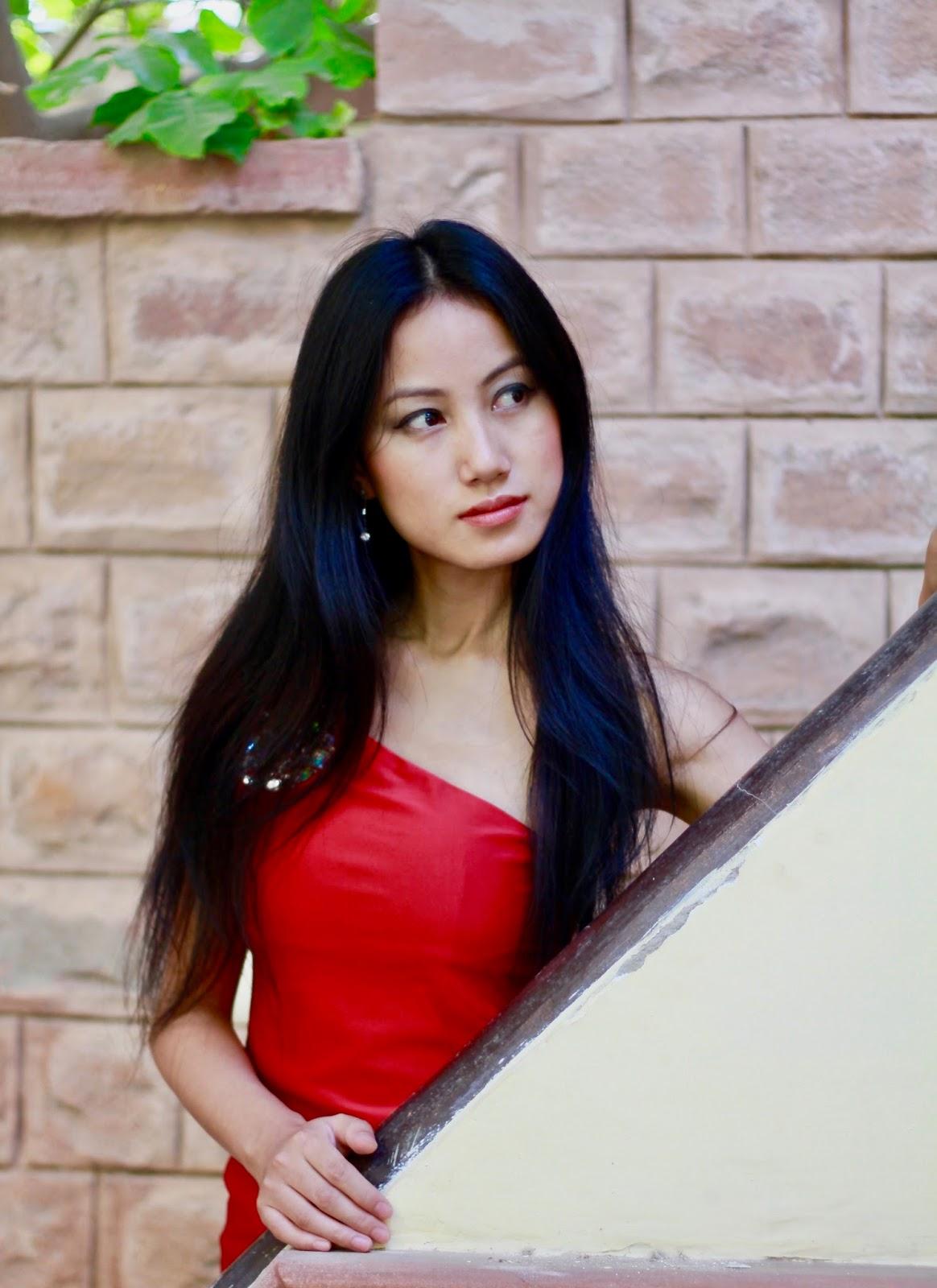 My first red dress - OnlyUrs fashion^^
