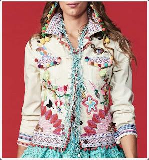 Elişi Elbise Modelleri - Moda Tasarım 3
