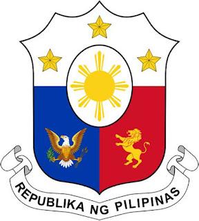Gambar Lambang Filipina