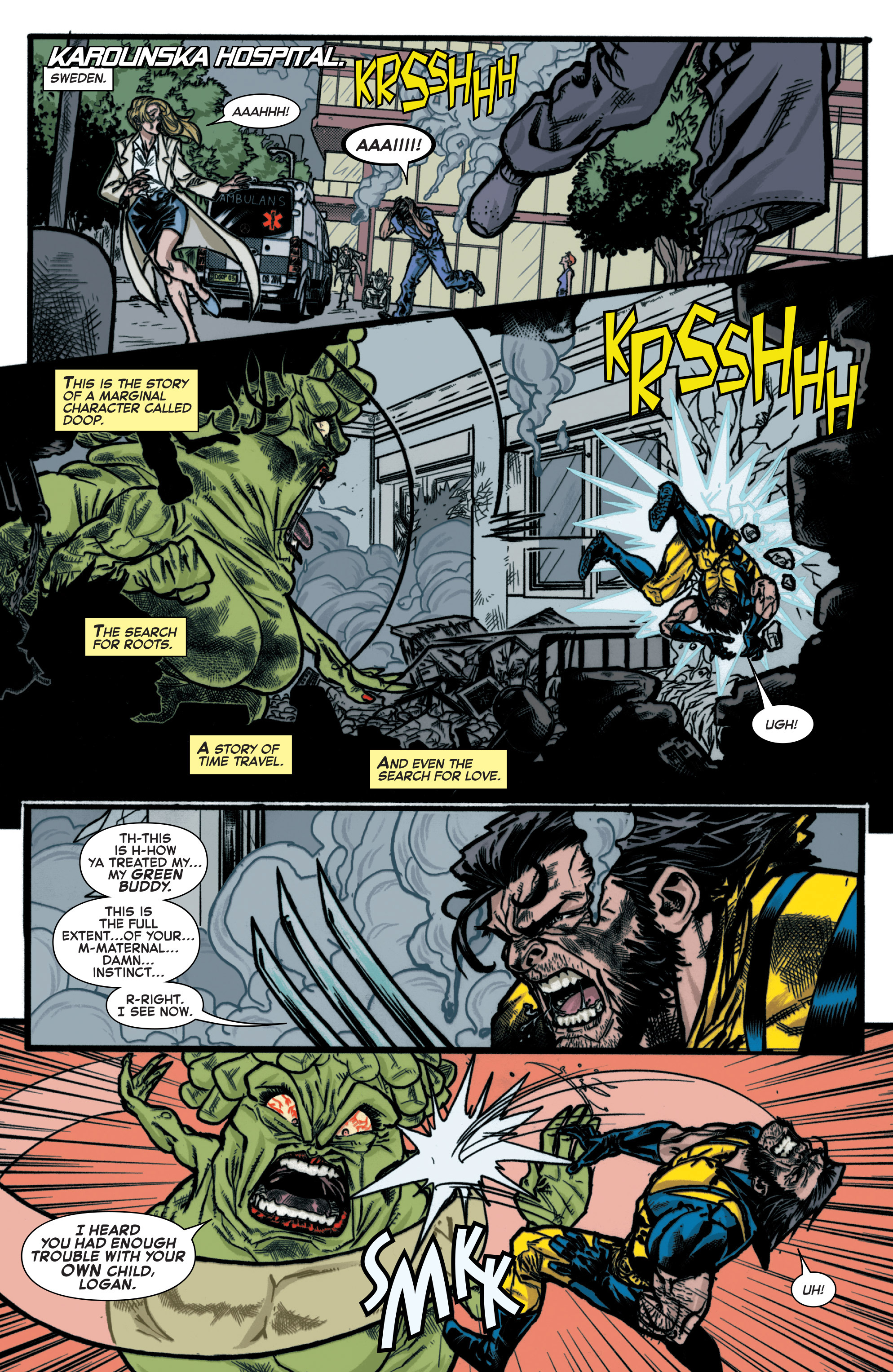 Read online All-New Doop comic -  Issue #5 - 3