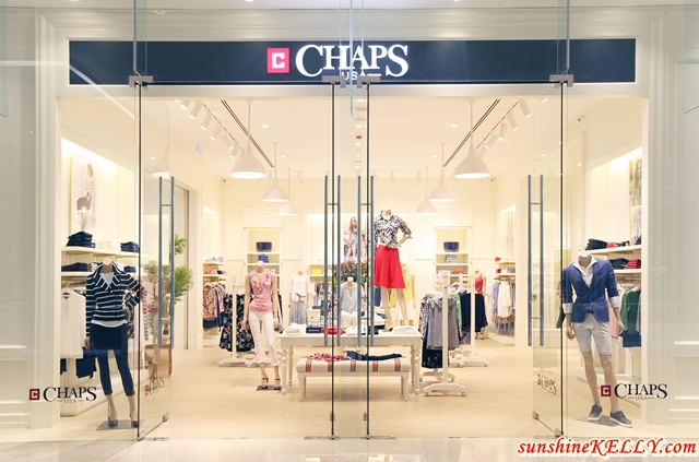CHAPS Is Now In Malaysia @ Pavilion Elite KL and 1 Utama Shopping Centre