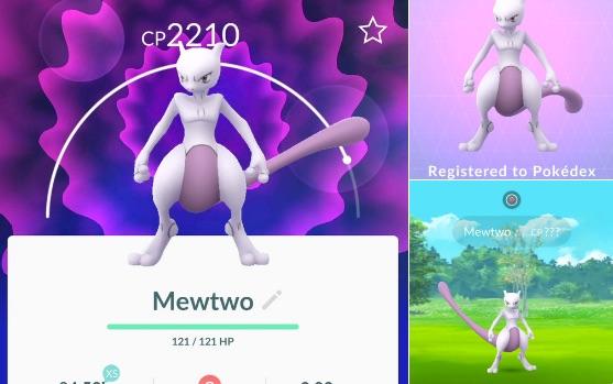 Pokémon Go libera Mewtwo no Japão