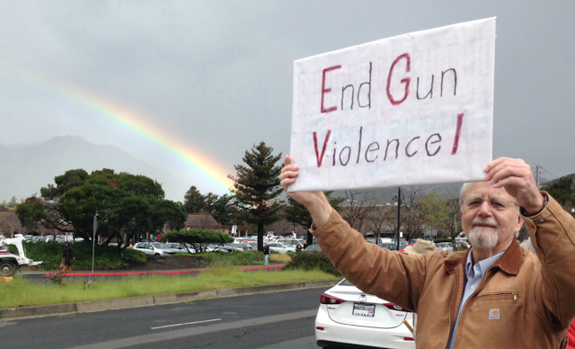 Poll: Californians' support for stricter gun laws soars