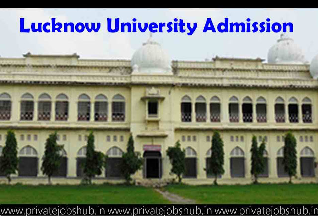 Lucknow University Admission