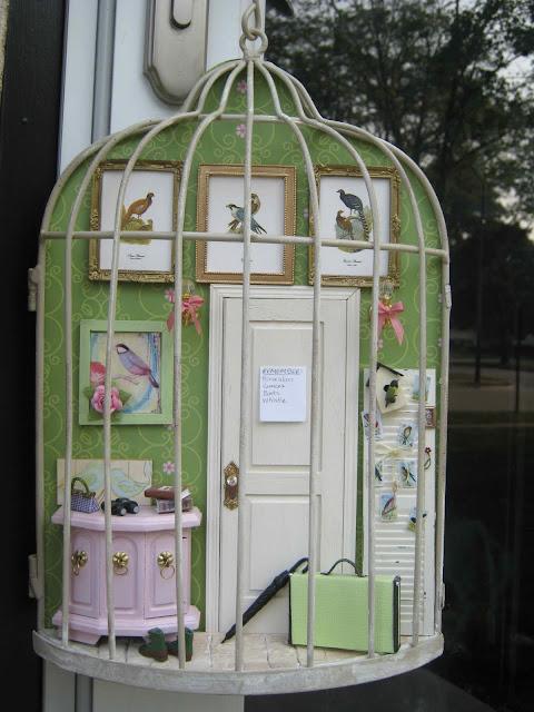 kafes-kus-evi-minyatur-ev-mini-dekoratif-boyama-alcipan