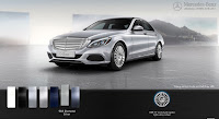 Mercedes C250 Exclusive 2015 màu Bạc Diamond 988