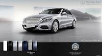 Mercedes C250 Exclusive 2016 màu Bạc Diamond 988