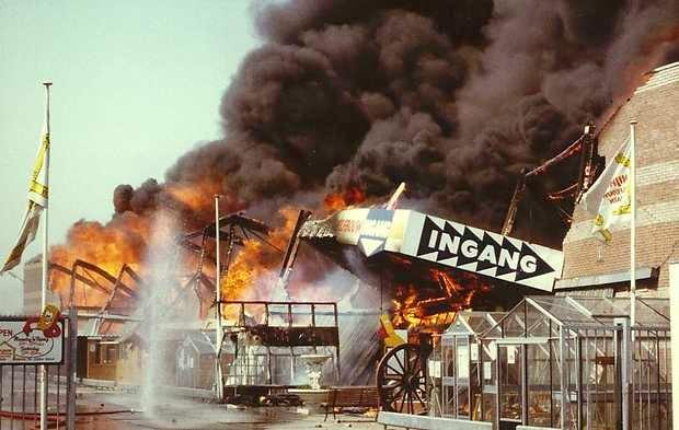 Groenegraf.nl: De Nijhof-brand, persoonlijke herinneringen
