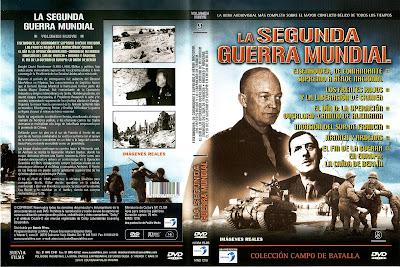 Carátula - Colección Campo de Batalla - DVD 9