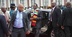 ED OFF TO ADDIS ABABA