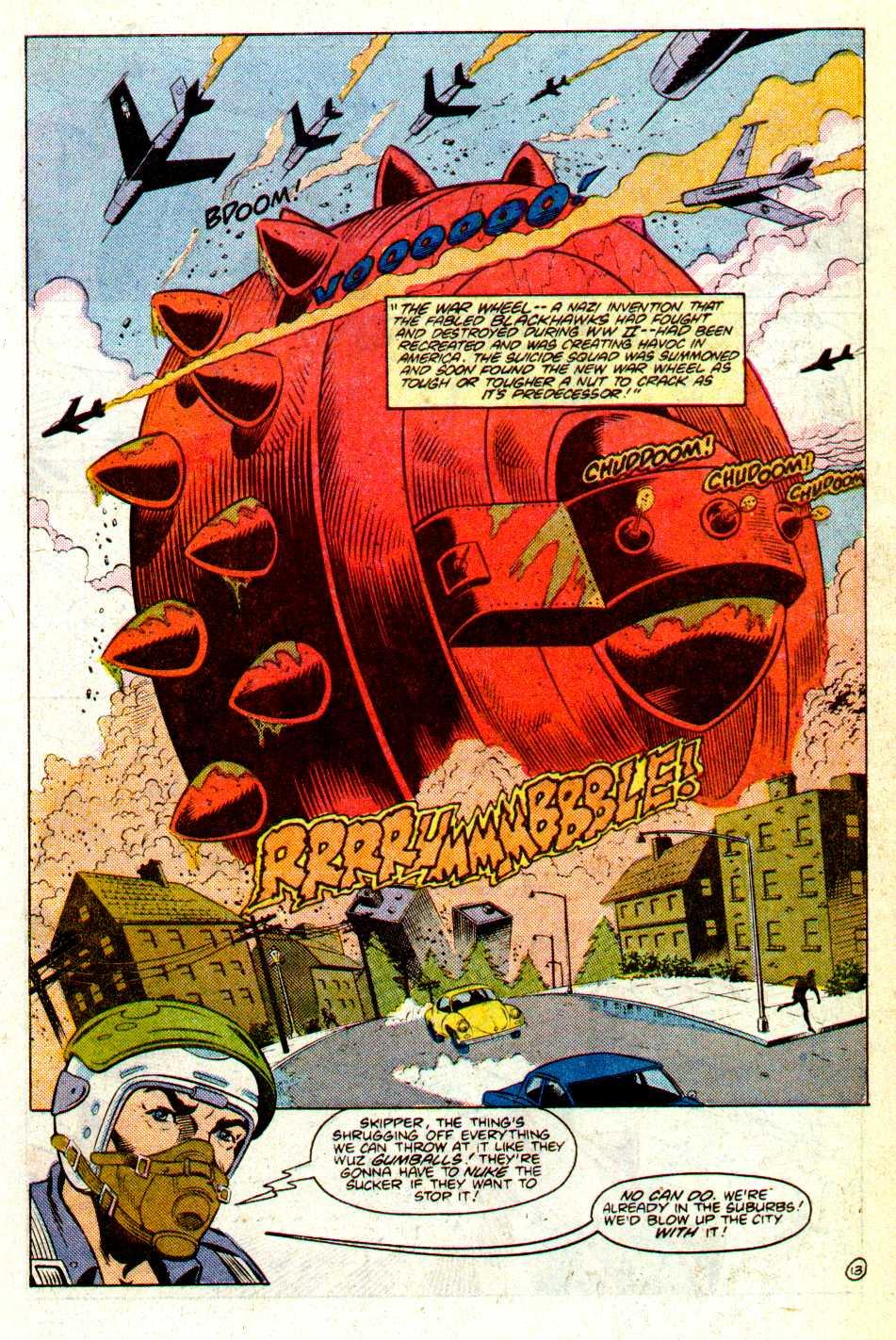 Read online Secret Origins (1986) comic -  Issue #14 - 16