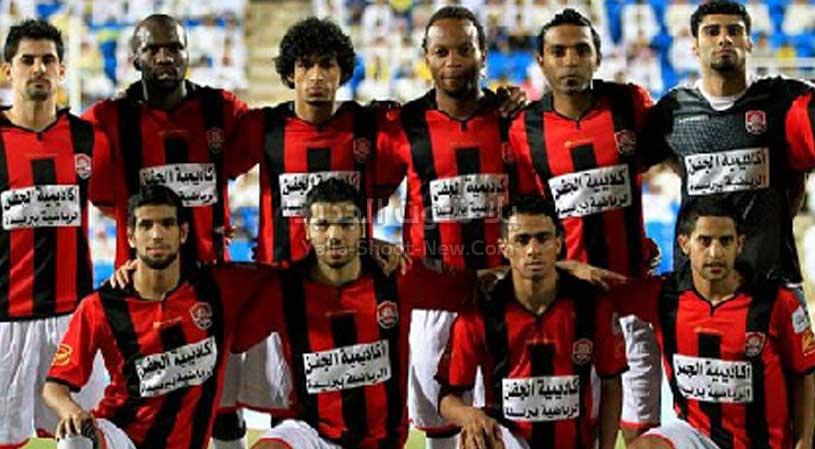 الرائد يفرض التعادل الاجابي على نادي التعاون في الجولة 19 من الدوري السعودي