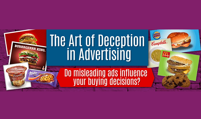 Image: The Art of deception in Advertising Do misleading ads influence your buying decisions?