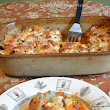 "Veggie ""Lasagna"" Recipe (no noodles and only 1 WWPP!)"