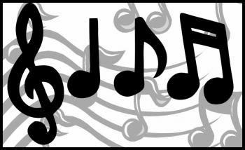 Desenhos De Notas Musicais Para Imprimir