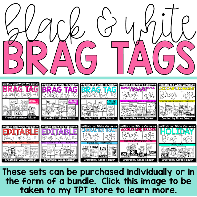 https://www.teacherspayteachers.com/Store/Primarily-Speaking-By-Aimee-Salazar/Category/Brag-Tags-black-white-220951