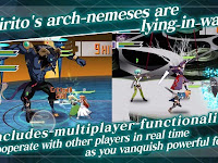 Download Sword Art Online Memory Defrag MOD Unlimited English Version v1.10.2 Apk Terbaru