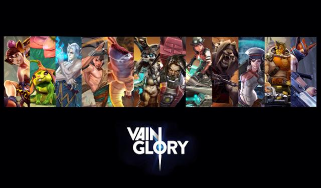 Game Seru Android Terbaik - Vain Glory