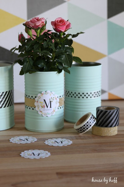 Turn your tin cans to treasure with 18 easy hacks! - Littlehouseoffour.com