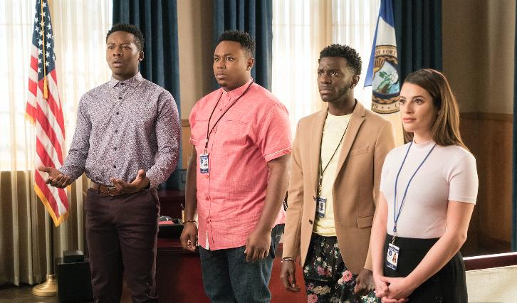 The Mayor - Episode 1.10 - Mama Rose Best - Promotional Photos & Press Release