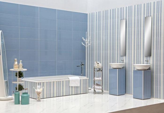 Keramik dinding kamar mandi platinum minimalis terbaru 2018