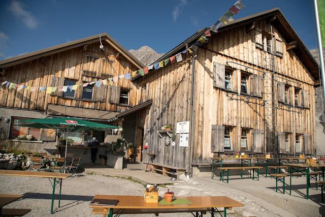 Schesaplana und Totalphütte  Bergtour im Brandertal 06
