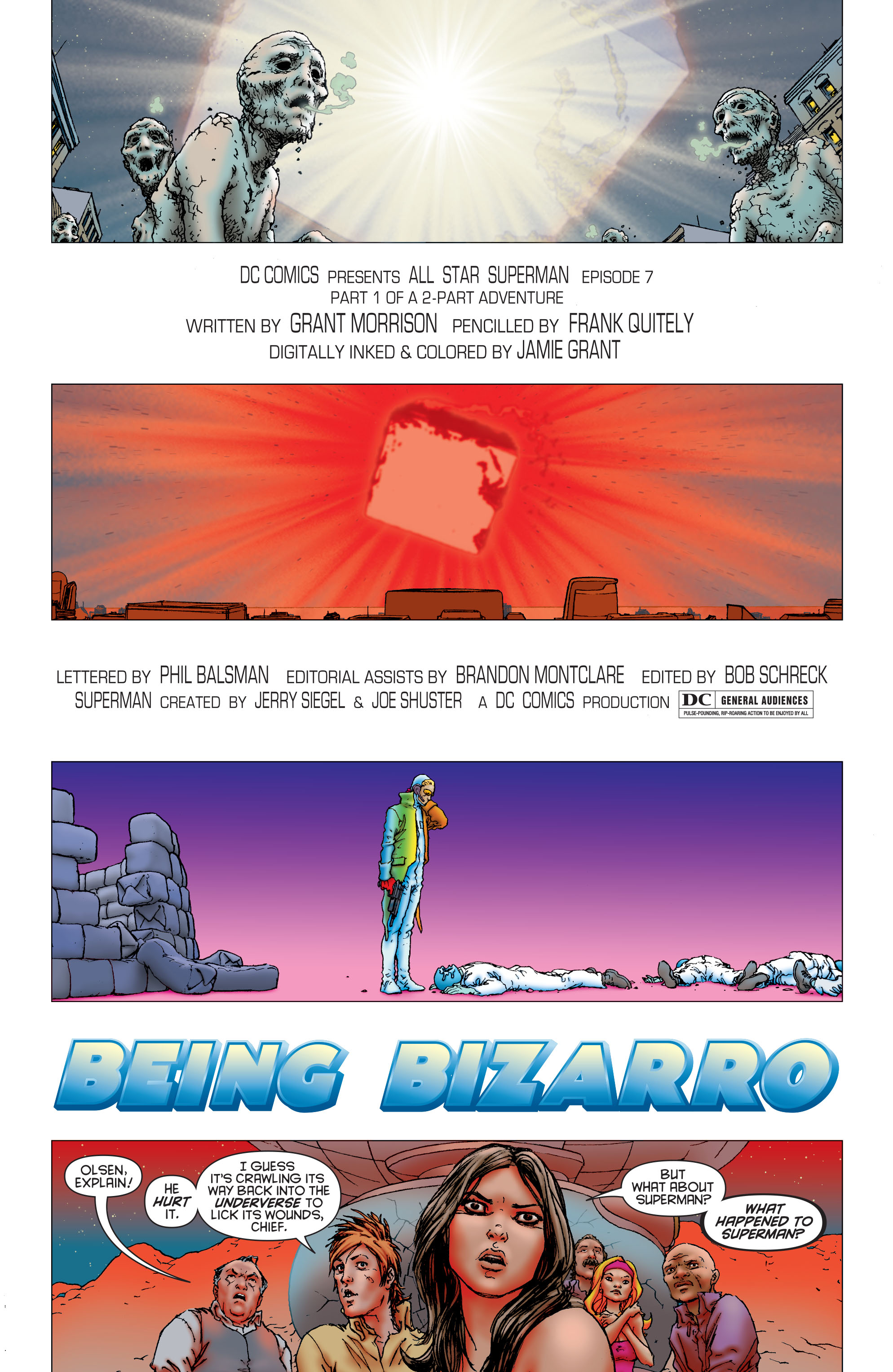 Read online All Star Superman comic -  Issue #7 - 19