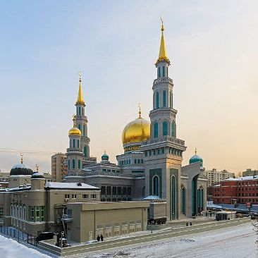 Masjid Katedral Moskow