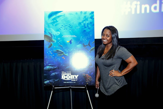 Private Screening of FINDING DORY Recap   via  www.productreviewmom.com