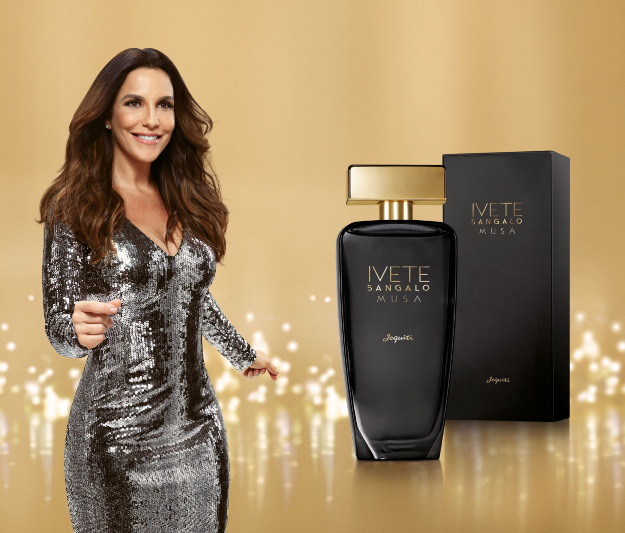Perfume feminino Musa por Ivete Sangalo