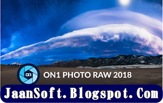 ON1 Photo RAW 2021 PC Version Download