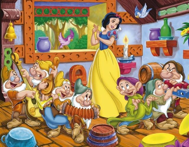 Cinema e teatro: biancaneve e i sette nani snow white and the seven