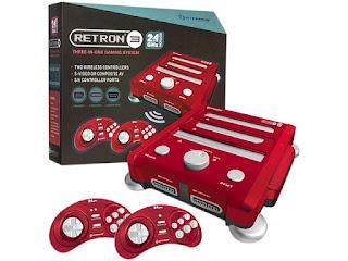 Hot Deal : Hyperkin RetroN 3 Gaming Console