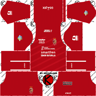 Sriwijaya FC 2018 Kit - Dream League Soccer Kits