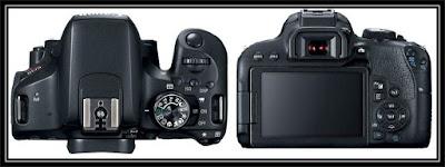 Canon Eos 77D Setting Auto Focus
